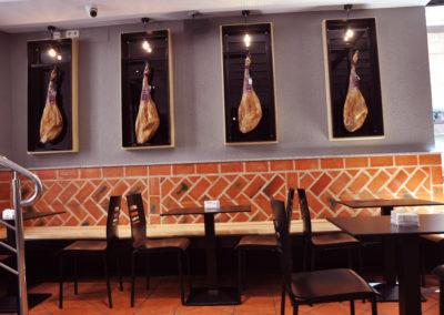 Restaurante Jamoneria de Carmen